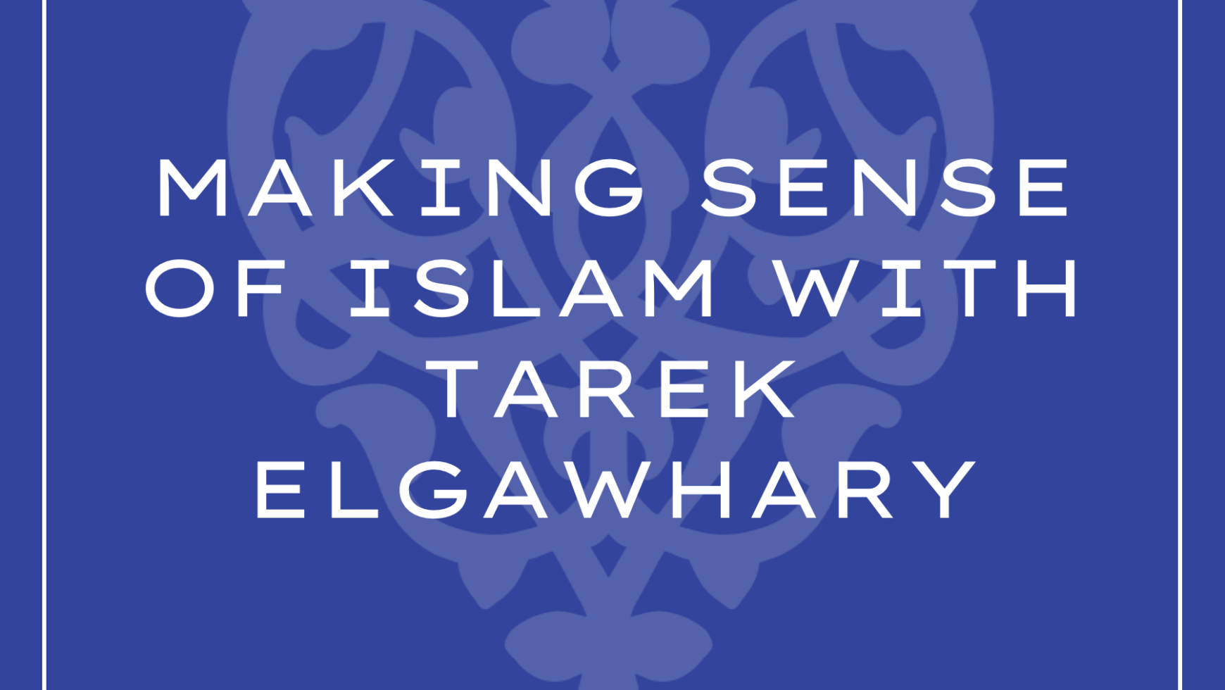 """Ep. 84: """"How to Find a Shaykh"""""""